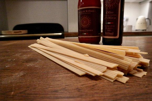 Cucina di William Semi-Whole Wheat Fettucine 500g