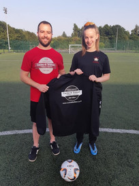 PNS U-16 Girls Team Captain