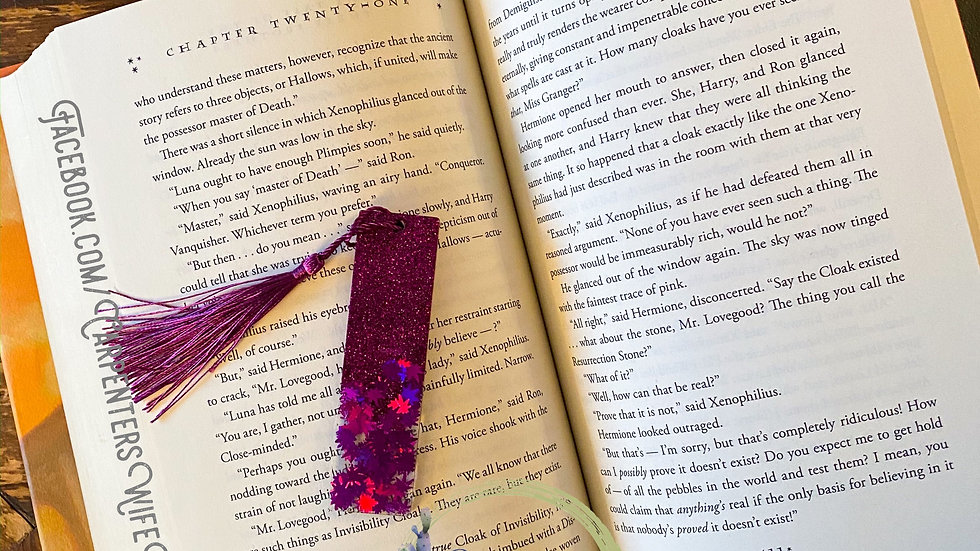 Small Rectangle Bookmark