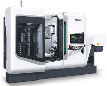 2016 NTX1000 2nd gen 9-axis CNC mill turn center