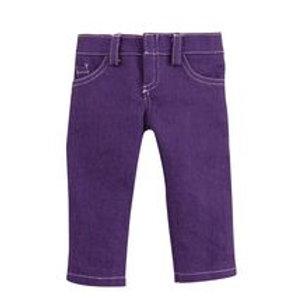 Purple doll jeans