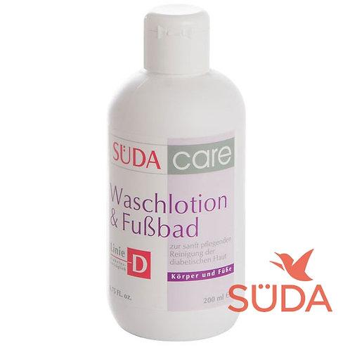 Моющий лосьон и ванна для ног «Линия Д» Suda Care 5073