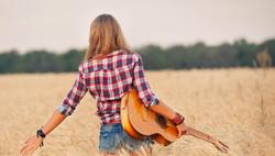 Country / Folk Gitarre