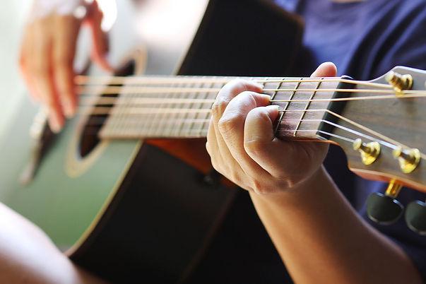 Gemeinfreie Lieder für Gitarristen