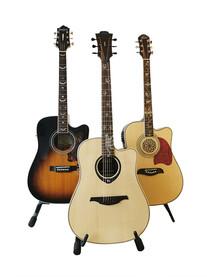 Wiederablösbare Design-Gitarrensticker für das Griffbrett der Gitarre