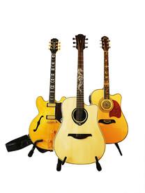 Wiederablösbare Gitarrenaufkleber für das Griffbrett der Gitarre