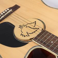 """Sticky Tunes Schallloch Deko Cover """"Bird"""""""