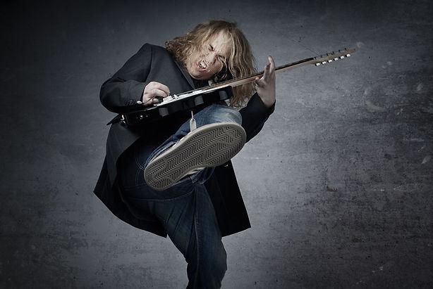 Rock und Metal-Gitarre meistern