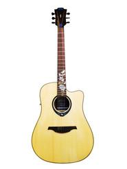 "Gitarren-Sticker ""Passion Flower"" zum Verzieren des Griffbretts von Gitarren / E-Gitarren"