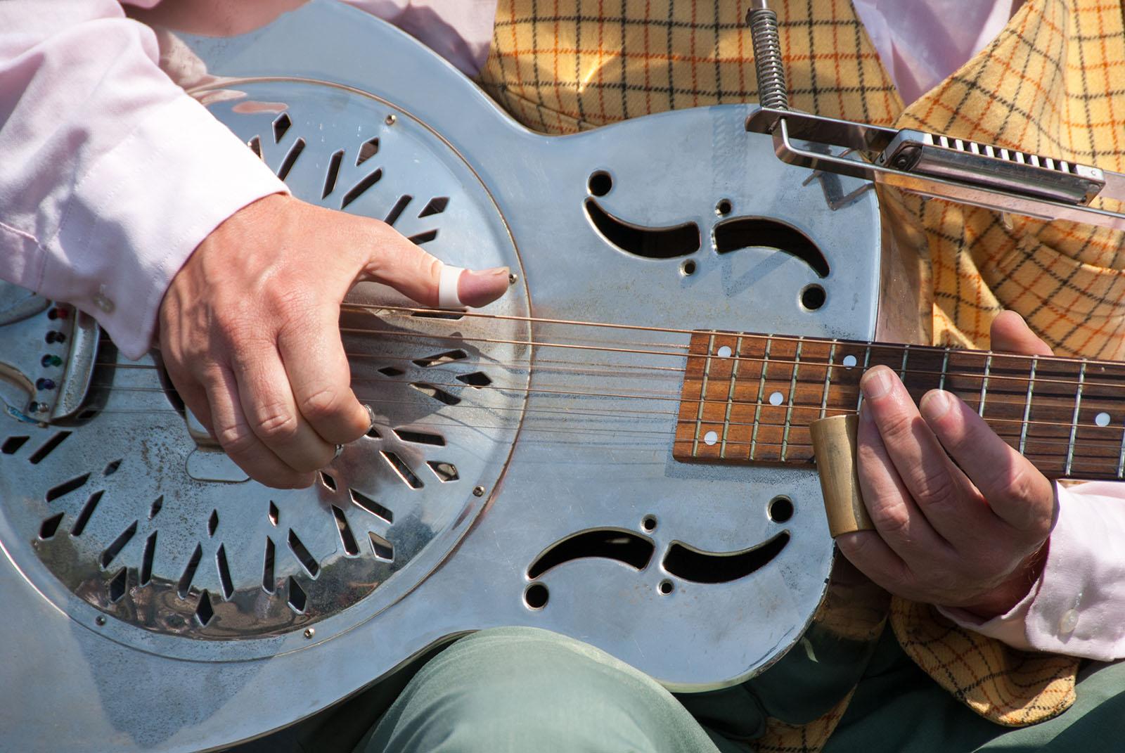 Die Blues Tonleiter