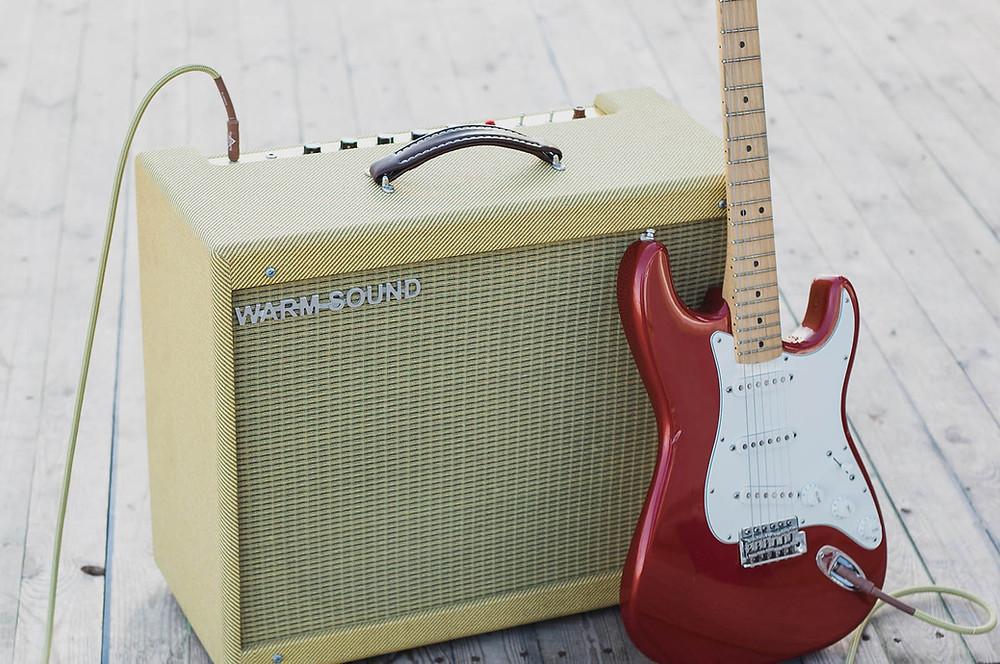Effektgeräte und Pedale für die Gitarre