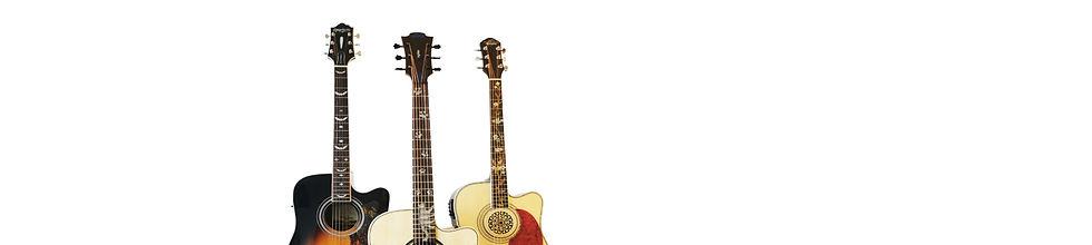 Deko Sticker für das Griffbrett der Gitarre - Sticky Tunes Style Aufkleber