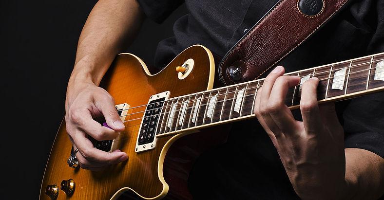 Noten und Intervalle auf der Gitarre meistern