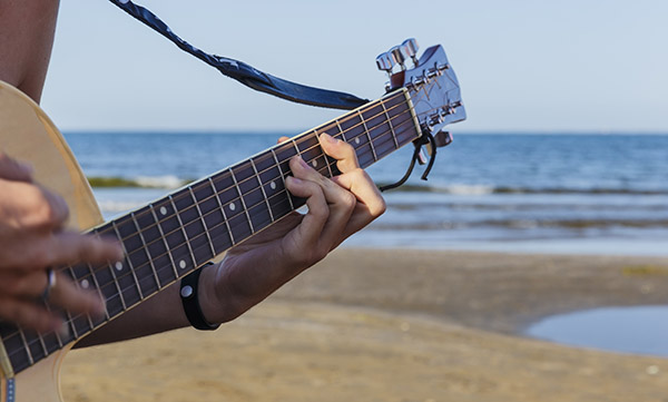 Reggae Gitarre