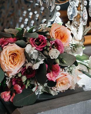 букет невесты свадьба secret garden