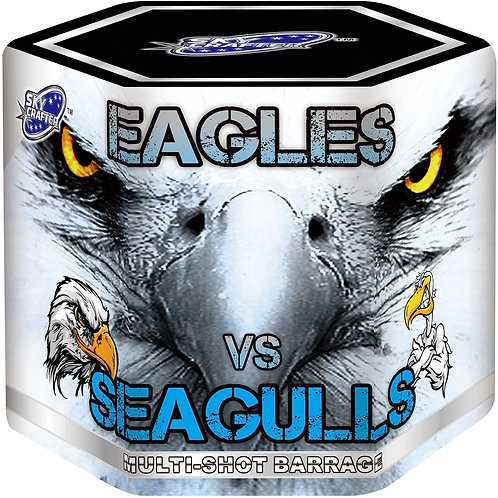 Eagles vs Seagulls