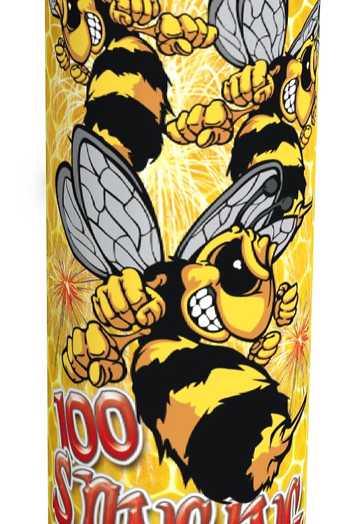 100 Stinging Bees