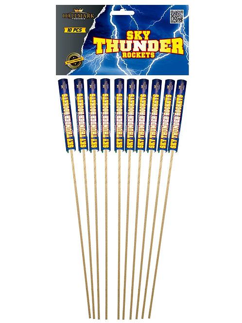 Sky Thunder Rockets (10)