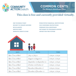 Sign up for Common Cents