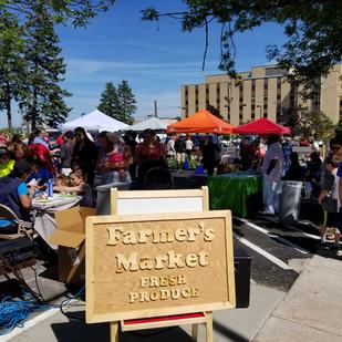 Farmer's Markets Open This Week!