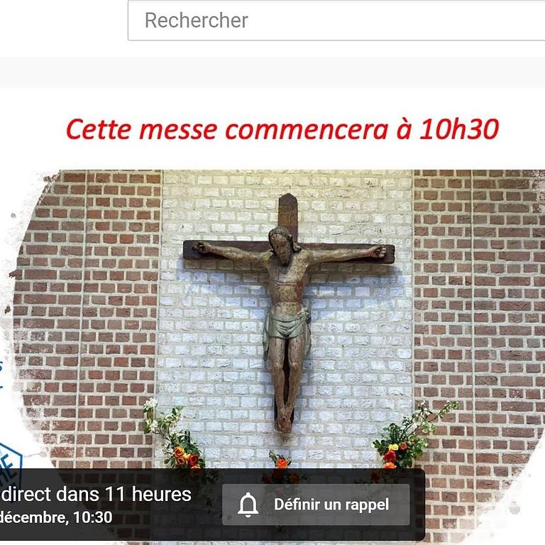 Messe sur You Tube