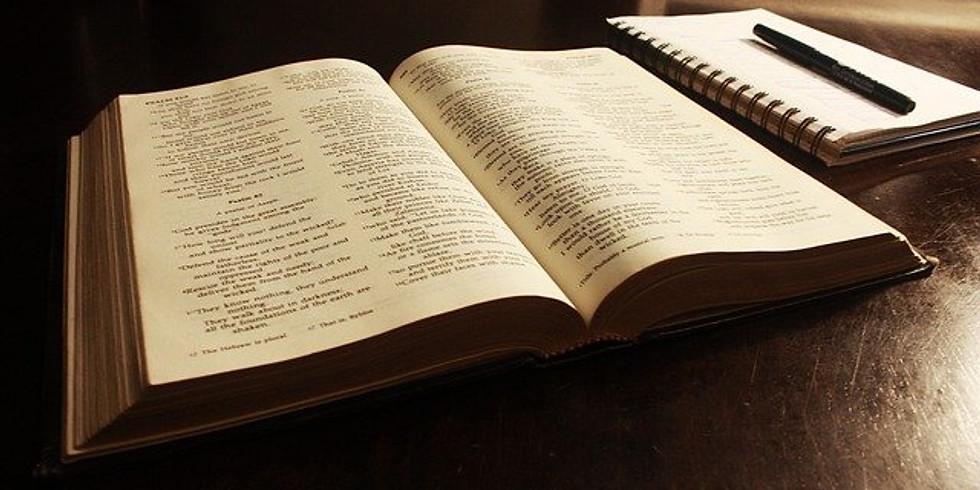 Lectio divina - partage biblique