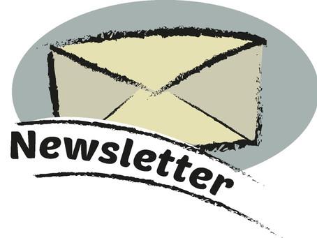 Newsletter du 21 au 28 février 2021