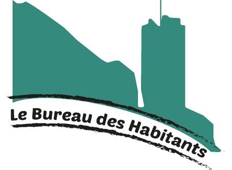 Bureau des Habitants du 12 mars 2020