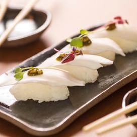 Sushi de coco