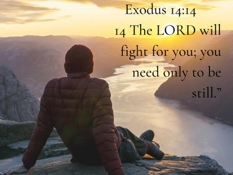 July 6, 2020 - Exodus 14:14