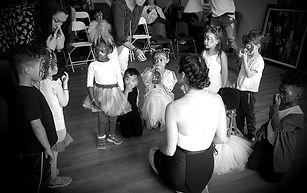 Dani Albertina Teaching