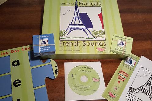 Les sons français de Watermelonworks French Sounds