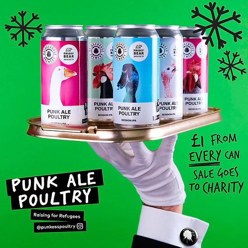 Punk Ale Poultry Mixed 6