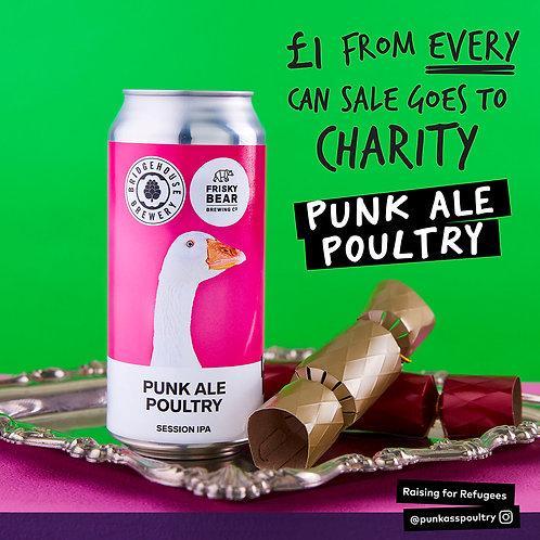 Punk Ale Poultry - Session IPA