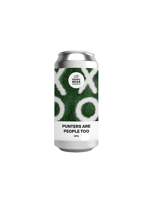 Punters Are People Too - DIPA