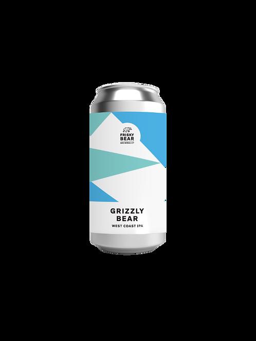 Grizzly Bear - West Coast IPA