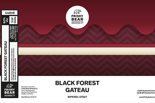 Black Forest Gateau Imperial Stout