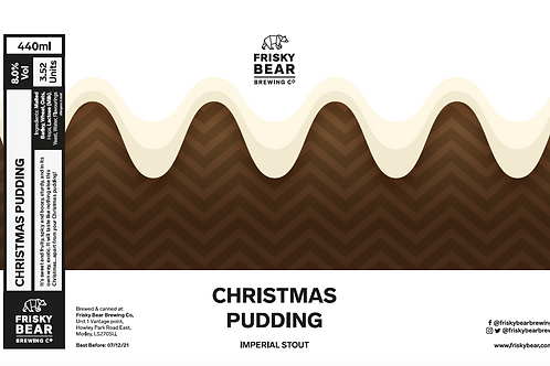 Christmas Pudding Imperial Stout