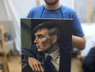 И снова мужской портрет