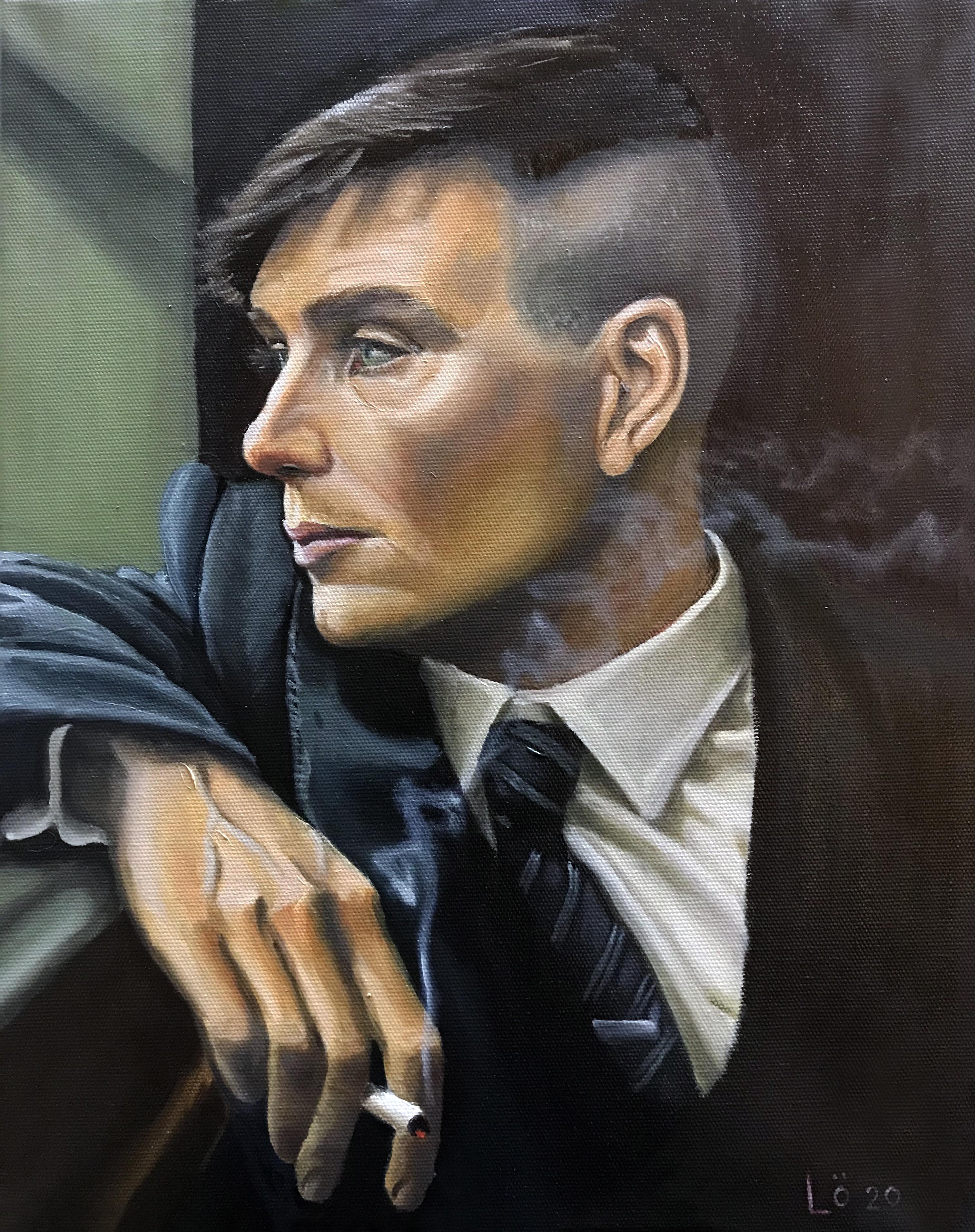Портрет актёра Киллиана Мёрфи