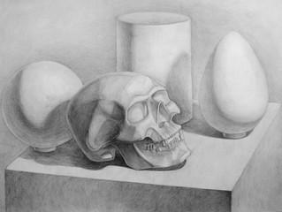 Обучение академическому рисунку. Чему можно научиться за полгода, имея когда-то давно за спиной худо