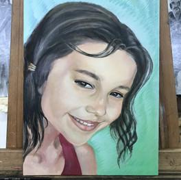 Портрет Джалины