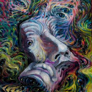 Части лица Давида. Творческое переосмысление