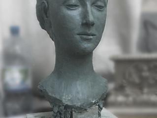 Скульптуры пост. Портрет из глины и что с ним делать, когда он закончен?