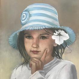 Портрет племянницы