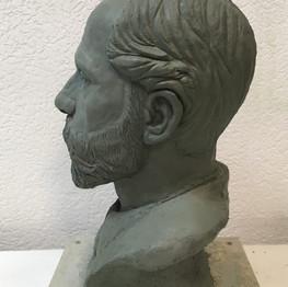 Портрет анатома П.И. Карузина