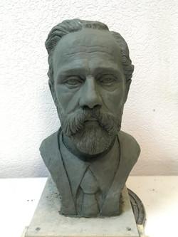 Портрет ученого анатома Петра Ивановича Карузина