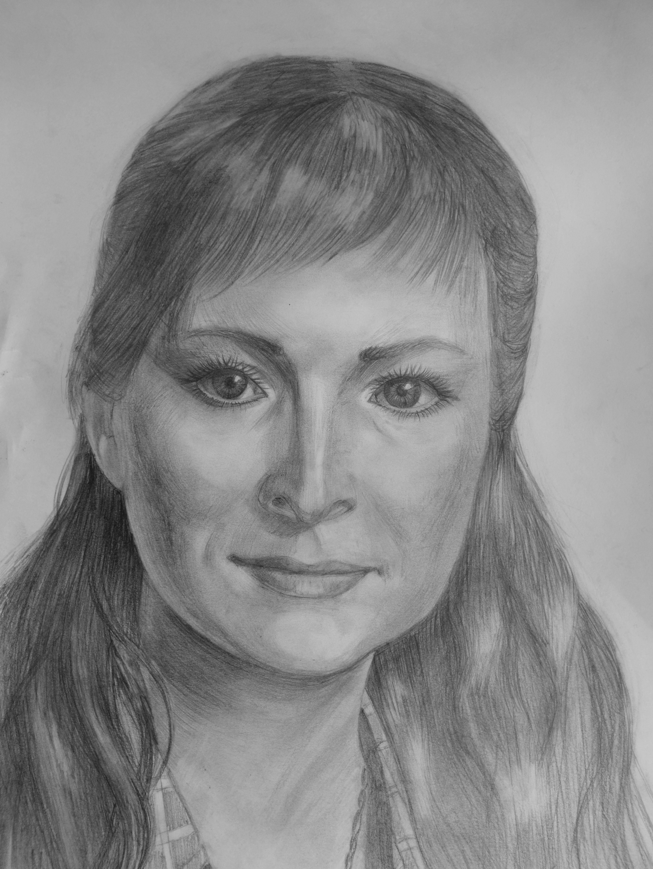 портрет Оксаны
