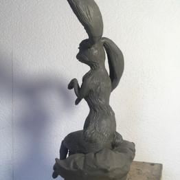 Фигура Зайки.