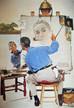 Норман Роквелл - американский художник иллюстратор.